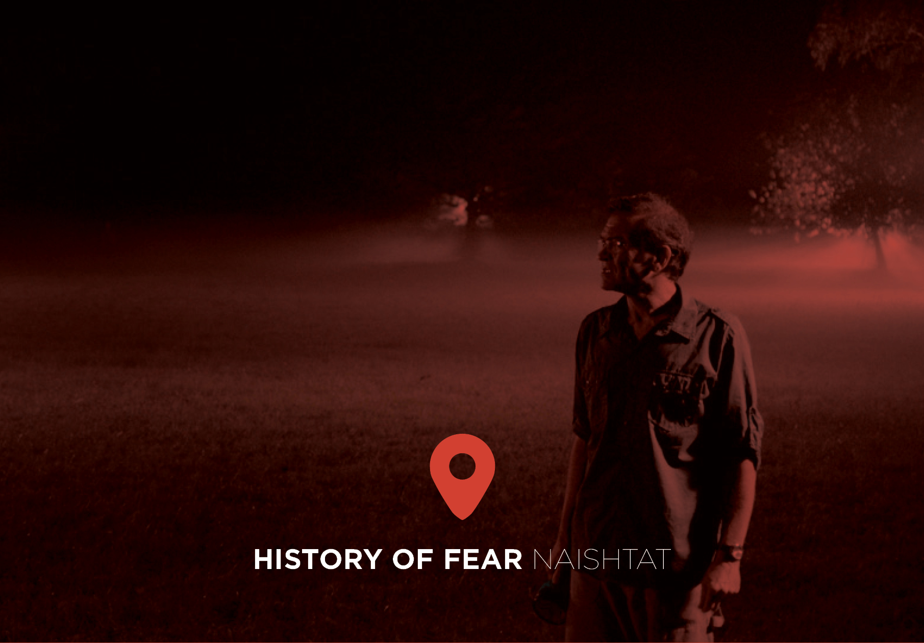 History of Fear by Benjamin Naishtat
